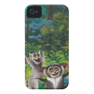 Maurice and Julien iPhone 4 Cover