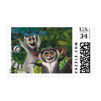Maurice and Julien Postage Stamps