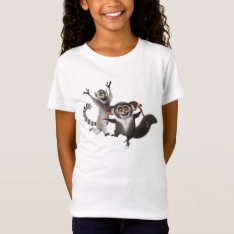 Maurice And Julien T-shirt at Zazzle