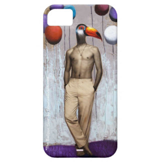 Maurice Evans The Balloon God Iphone cases iPhone 5 Cover