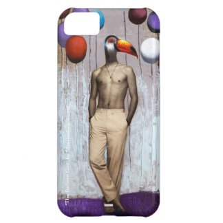 Maurice Evans The Balloon God Iphone cases iPhone 5C Cover