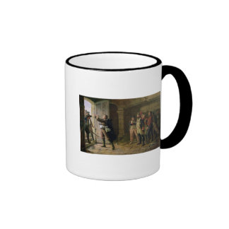 Maurice Gigost d'Elbee  Protecting Coffee Mugs