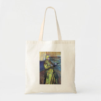 Maurice Joyant at the Bay Somme - Toulouse-Lautrec Tote Bags