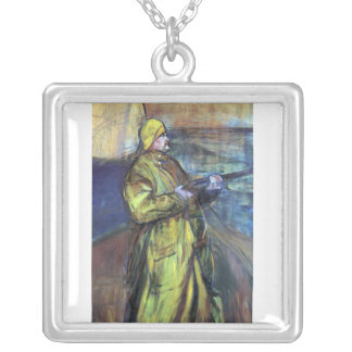 Maurice Joyant at the Bay Somme - Toulouse-Lautrec Jewelry