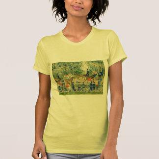 Maurice Prendergast- Central Park Shirt