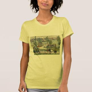 Maurice Prendergast- East River Park T-shirts