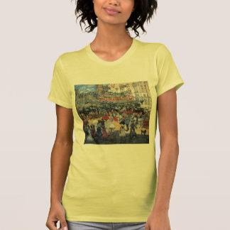 Maurice Prendergast- Madison Square T-shirts