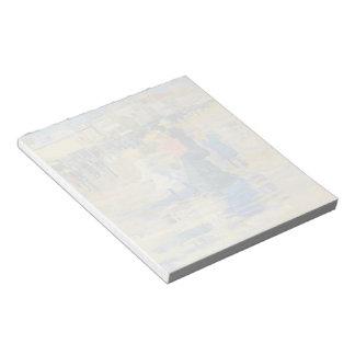 Maurice Prendergast- Revere Beach Memo Note Pad