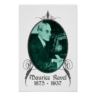 Maurice Ravel Posters