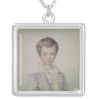 Maurice Sand Silver Plated Necklace