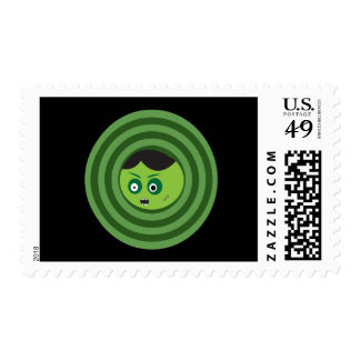 Maurice The Monster Stamp