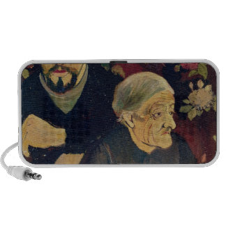 Maurice Utrillo, his Grandmother and his Dog Travel Speaker