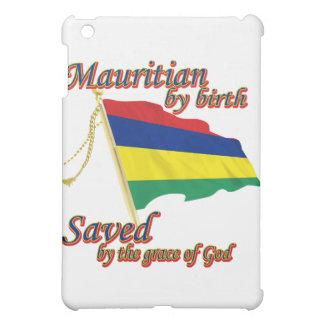 mauriciano por el nacimiento ahorrado por la graci