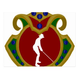 Mauricio Golfing.png Tarjetas Postales