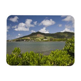 Mauricio Mauricio meridional Sable magnífico Imanes De Vinilo