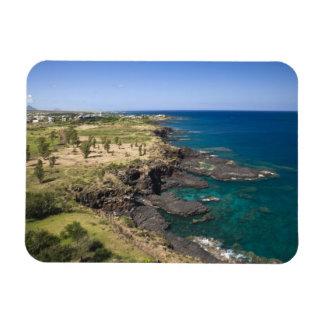 Mauricio Mauricio occidental belleza Vue océano Imanes