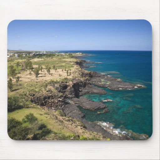 Mauricio, Mauricio occidental, belleza Vue, océano Alfombrilla De Raton
