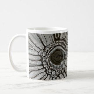 Mauricio Saravia's painting Eclipse Classic White Coffee Mug