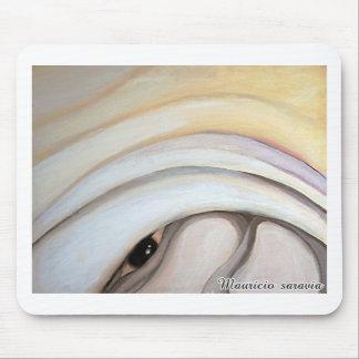 Mauricio Saravia's painting Mouse Pads