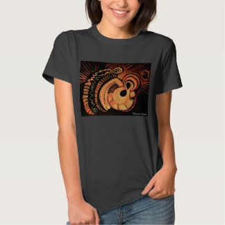 Mauricio Saravia's painting The Moon and The Stars T Shirt