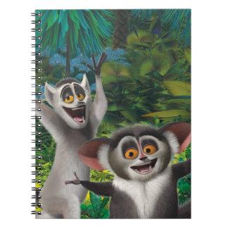 Mauricio y Julien Notebook