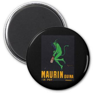 Maurin Quina Absinthe Magnet