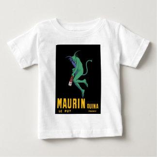 Maurin Quina - Cappiello 1906 - Absinthe Apertif Baby T-Shirt