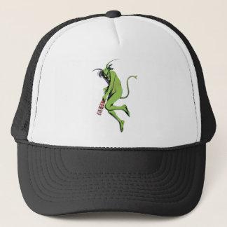 Maurin Quina Green Devil Absinthe Trucker Hat