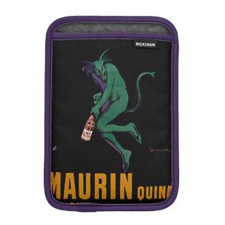 Maurin Quina Green Devil by Cappiello iPad Mini Sleeve