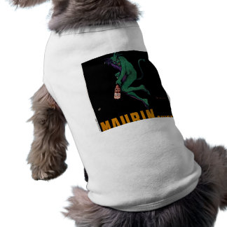 Maurin Quina Green Devil by Cappiello Tee