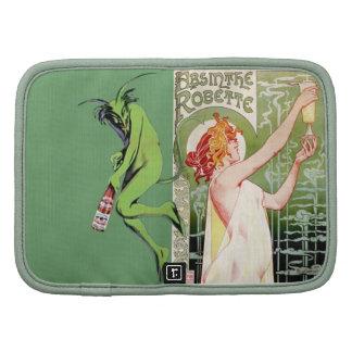 Maurin Quina Green Devil & Green Fairy Absinthe Folio Planner