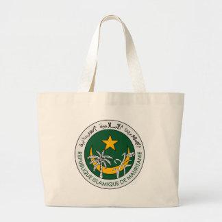 Mauritania Coat of Arms Tote Bag