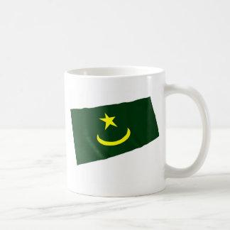 mauritania coffee mug
