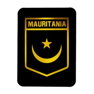 Mauritania Emblem Magnet