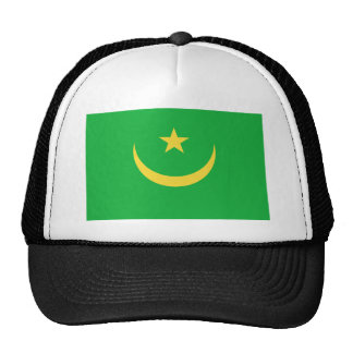 Mauritania Flag Hat