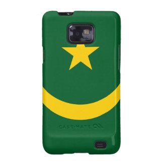 Mauritania Samsung Galaxy SII Funda