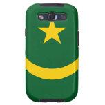 Mauritania Galaxy SIII Funda