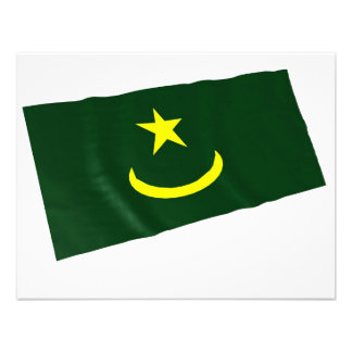 mauritania personalized announcement