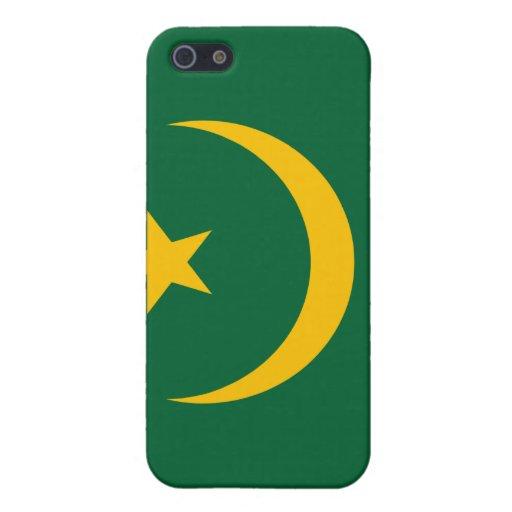 Mauritania iPhone 5 Carcasa