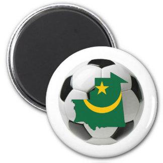 Mauritania national team magnet