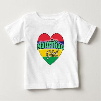 Mauritian Girl Baby T-Shirt