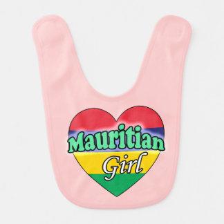 Mauritian Girl Bib