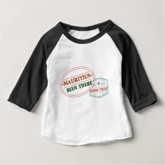 Mauritius Been There Done That Baby T-Shirt