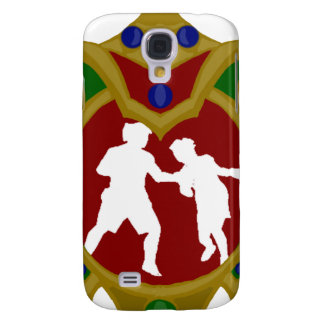 Mauritius Boxing.png Samsung S4 Case