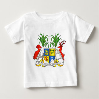 Mauritius Coat of Arms Baby T-Shirt