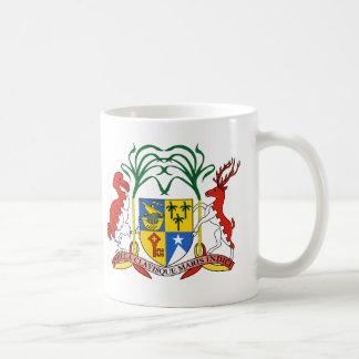 Mauritius Coat Of Arms Coffee Mug