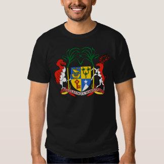 Mauritius Coat Of Arms Shirts