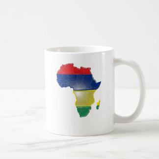 Mauritius Coffee Mug