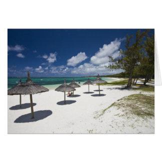 Mauritius, Eastern Mauritius, Belle Mare, Card