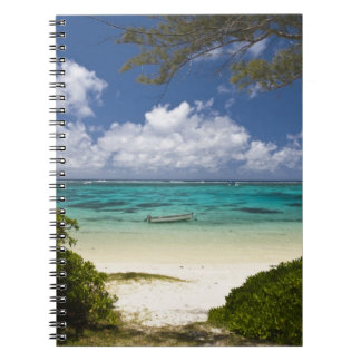 Mauritius, Eastern Mauritius, Belle Mare, East Notebook